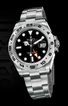 falso orologio Rolex Explorer II