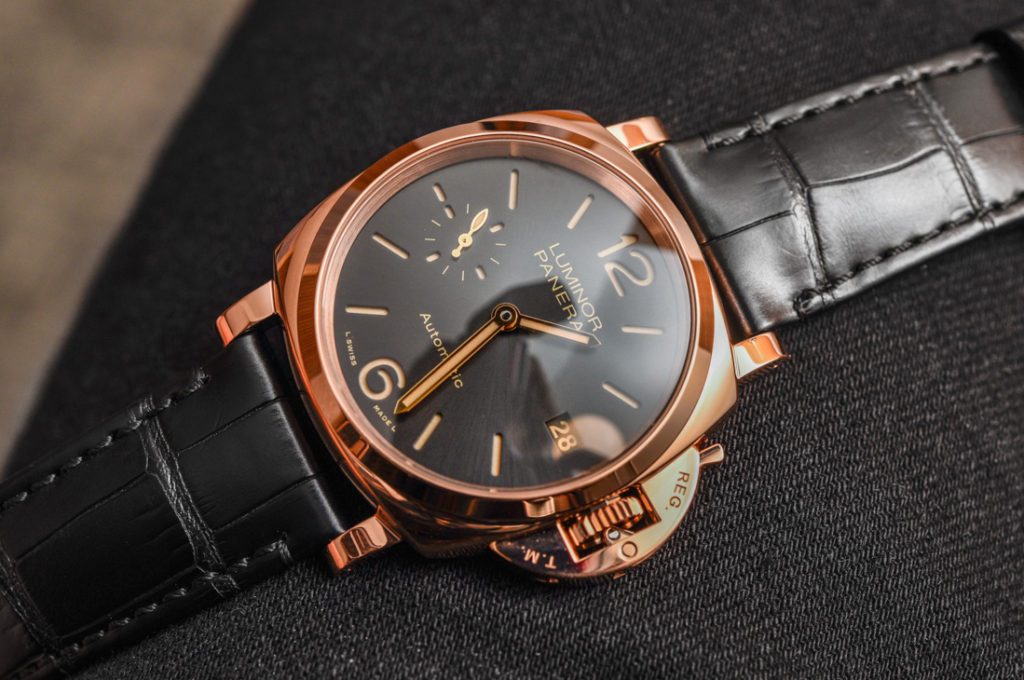 Panerai Luminor Due 3 Days Automatic 38mm Replica