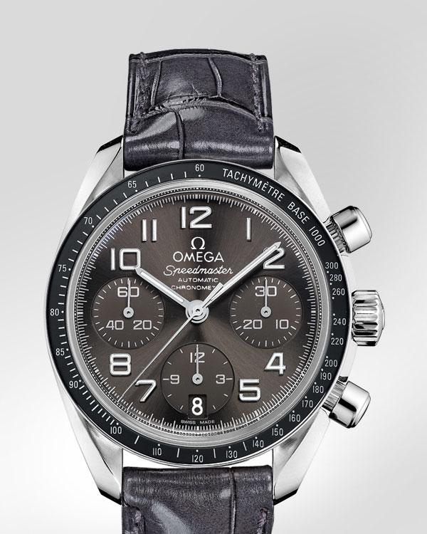 Omega Speedmaster Automatic Chronometer Replica Orologio Da Donna Grigio
