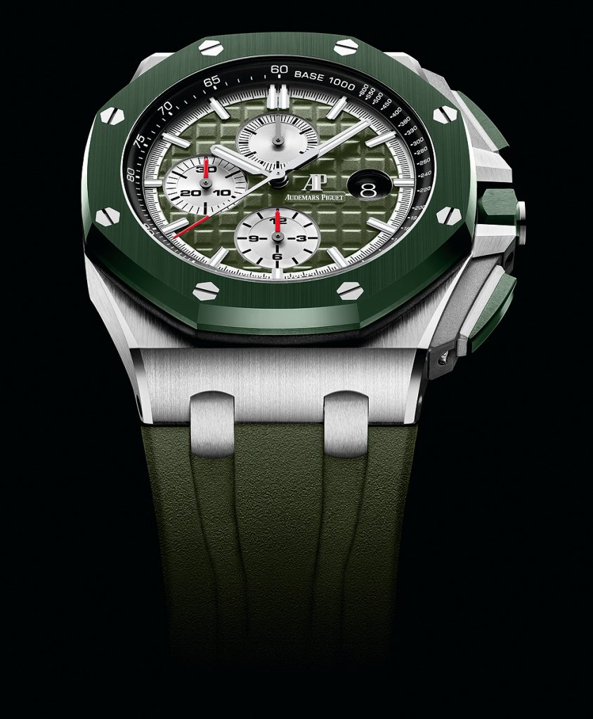 AP Royal Oak Offshore Selfwinding Chronographs