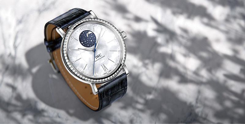 IWC Portofino Midsize Automatic Moon Phase IW459001 Replica Orologi