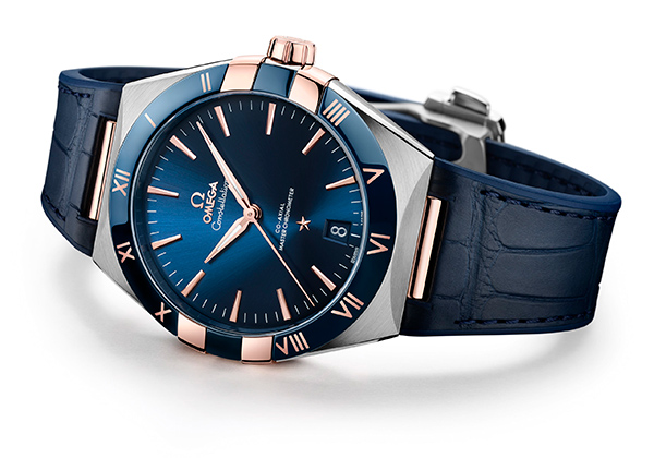 Replica Omega Constellation Blu