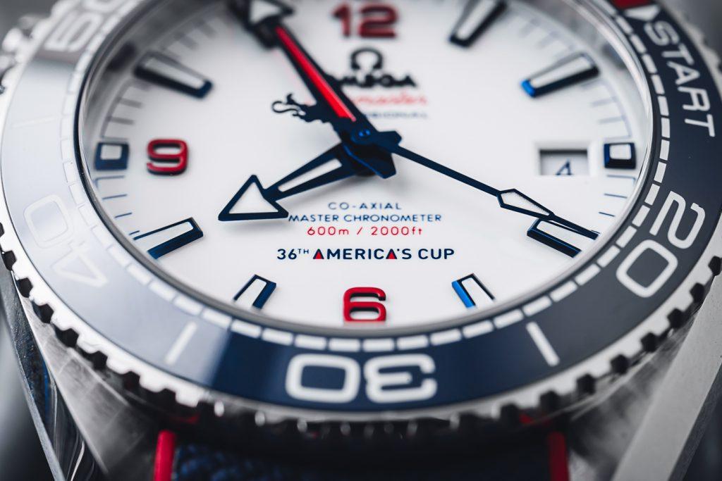 Repliche Omega Seamaster Planet Ocean 36th America's Cup